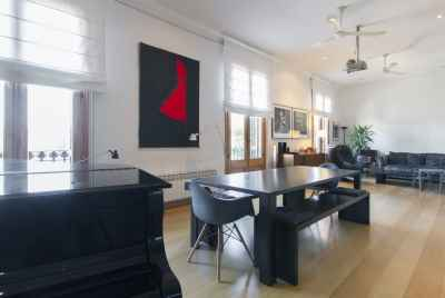 DESIGN APARTMENT, RENOVATED AND WITH VIEWS, IN EL BORN NEIGHBORHOOD